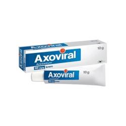 Axoviral krem 0,05 g/g 10 g (tuba)