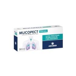 Mucopect Control kaps.twarde 0,375g 30kaps