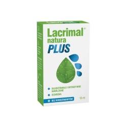 Lacrimal Natura Plus krop.dooczu,rozt 10ml