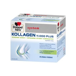 Doppelherz system Kollagen 11.000 PLUS pły