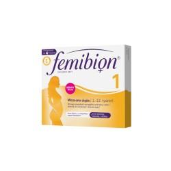Femibion 1 Wczesna ciąża tabl.powl. 28tabl