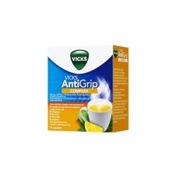 Vicks AntiGrip Complex (SymptoMed Cytryna), proszek do sporządzania roztworu doustnego, 10 saszetek