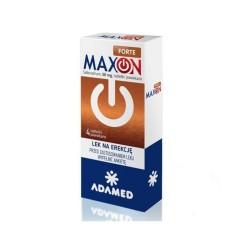 Maxon Forte tabl.powl. 0,05 g 4 tabl.