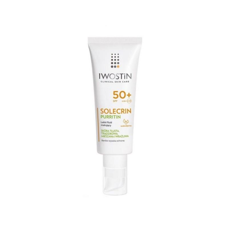 IWOSTIN 50+ SOLECRIN PURRITIN Lekki Fluid