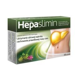 Hepaslimin, 30 tabletek, Aflofarm