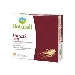 Naturell Żeń-Szeń Forte, 60 tabletki, USP