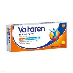 Voltaren Express Forte,...