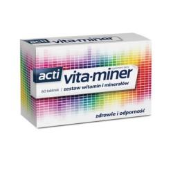 Vita-miner  60 tabletek,...
