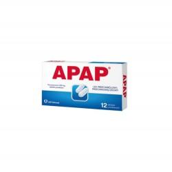 APAP, 12 tabletek, USP ZDROWIE