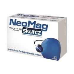 NeoMag Skurcz, 50 tabletek,...
