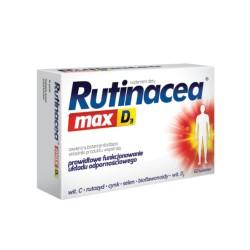 Rutinacea Max D3, 60...