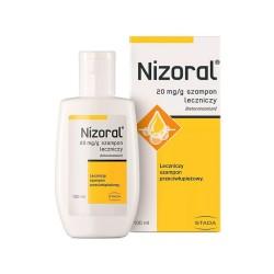 Nizoral 20mg/g, szampon...