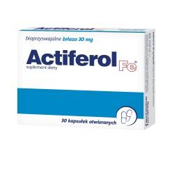 Actiferol Fe 30 mg , 30...