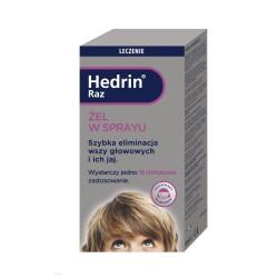 Hedrin Raz, żel w sprayu,...