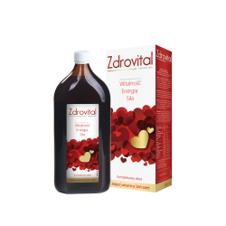 Zdrovital, płyn doustny, 1 litr, Zdrovit