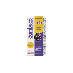 Sambucol Junior, syrop 120ml, SEQUOIA