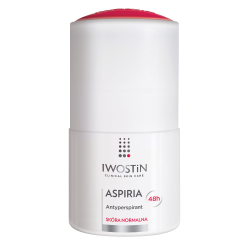 IWOSTIN ASPIRIA Roll-on antyperspirant 48h, skóra normalna, 50ml