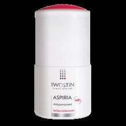 IWOSTIN ASPIRIA Roll-on antyperspirant 48h, skóra normalna, 50ml