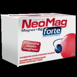 NeoMag Forte, 50 tabletki, Aflofarm