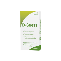 D-Stress, 40 tabletek, Apotex