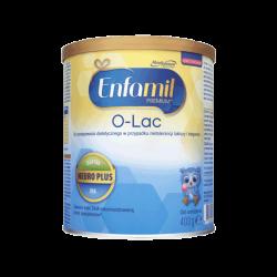 Mleko ENFAMIL O-Lac dla niemowląt od urodzenia, proszek 400g