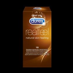 Prezerwatywy DUREX RealFeel 10 sztuk, Reckitt