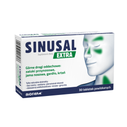 Sinusal Extra 30 tabletek , Biofarm