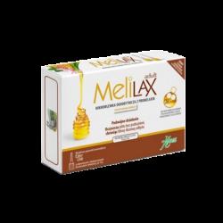 Melilax dla dorosłych i młodzieży, 6 mikrowlewek, Aboca