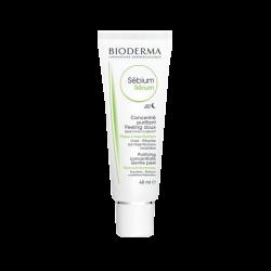 BIODERMA SEBIUM Serum złuszczające do skóry tłustej i mieszanej 40 ml