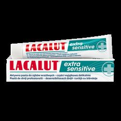 LACALUT EXTRA SENSITIVE Pasta do zębów wrażliwych 75ml, Zdrovit