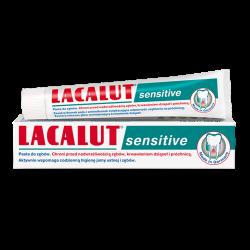 LACALUT Sensitive Pasta do zębów wrażliwych 75ml, Zdrovit