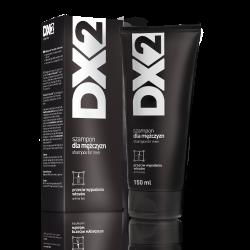 DX2 Szampon dla mężczyzn, przeciw wypadaniu włosów, 150 ml, Aflofarm