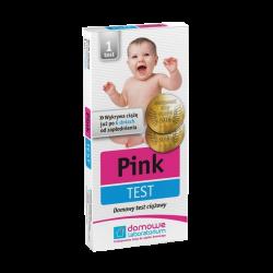 Test ciążowy PINK TEST 1 sztuka