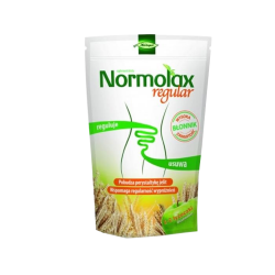 Normolax Regular, proszek 100g+100g, Herbapol-Lublin