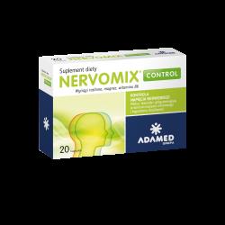 Nervomix control 20 kapsułek , Adamed