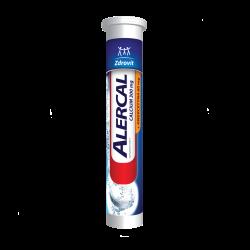 Alercal Calcium+ Kwercetyna complex, 20 tabletek musujących, Zdrovit