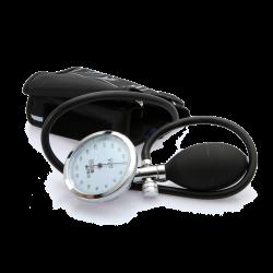 Ciśnieniomierz mechaniczny GESS OPTIMUM BK2006S zegarem i ze stetoskopem 1 sztuka